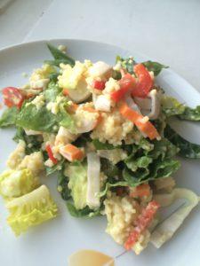 Mango-Chutney-Salatdressing